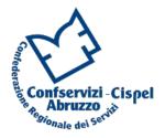 Confservizi Cispel Abruzzo Logo