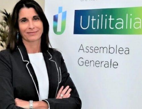 UTILITALIA, Michaela Castelli alla presidenza